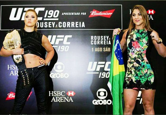 UFC RondaRousey :3