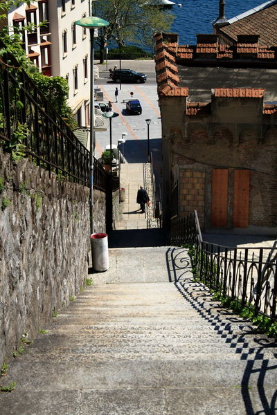 Salita degli Angioli stairways lugano, switzerland The Following Telling Stories Differently The Str Stairways Lugano, Switzerland The Following Telling Stories Differently The Street Photographer - 2016 EyeEm Awards The City Light Lost In The Landscape