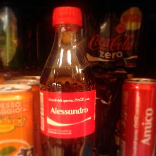 Coca Cocacola Bevanda Giaccio ice condividi nome alessandro drink followme instagram napoli supermercato photo photofun fun foto