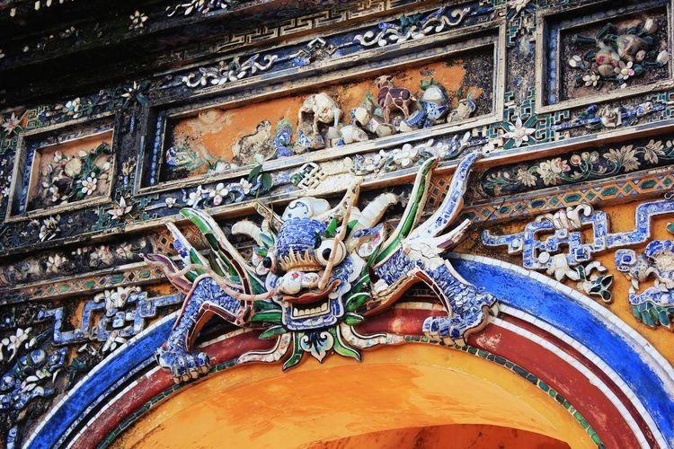 Blue Dragon Huế