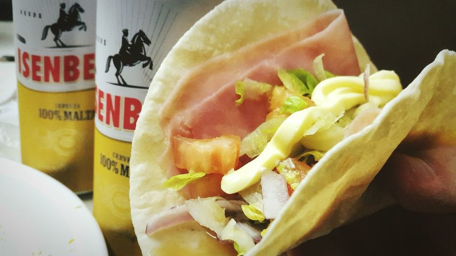 Rapiditas Fastfood Fast Food..!! With Friends Beer Time Sandwich Time Taco Green Taco Veggie Tacos!