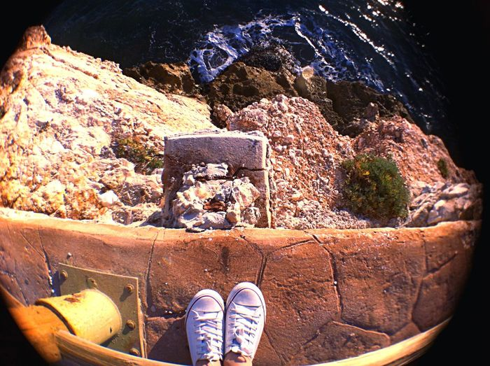 Mar Sea Acantilado Cliffs Landscape Naturaleza Nature Playa Malaga