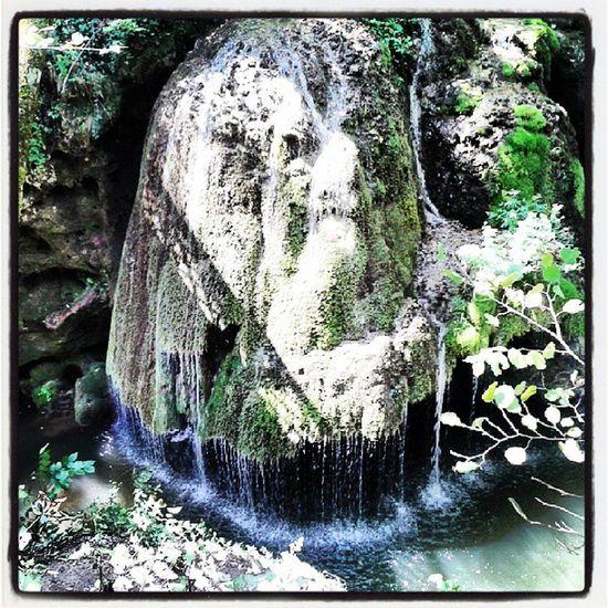 Waterfall Bigar Mountain Green waternationalgeographicromaniawest