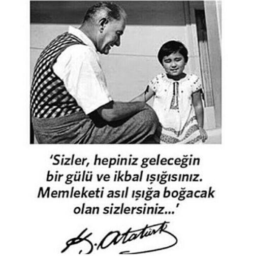 23NisanUlusalEgemenlikveCocukBayrami MustafaKemalAtatürk