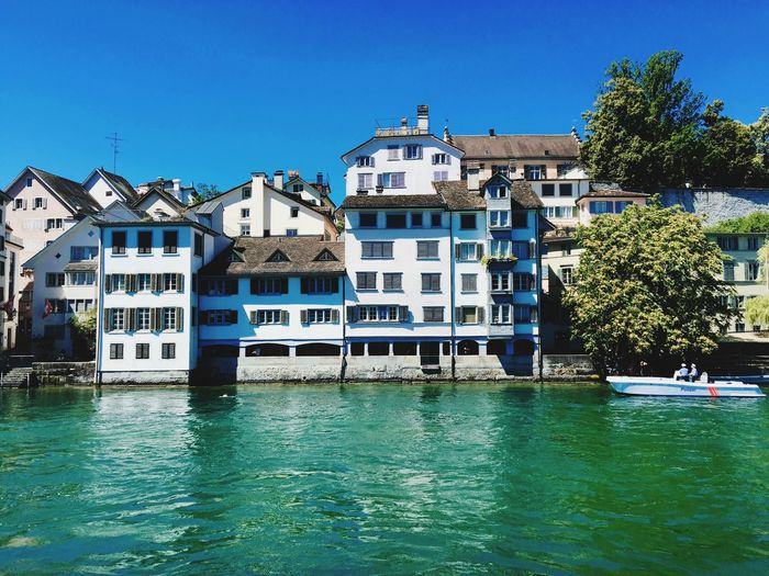 Scenery Zürich