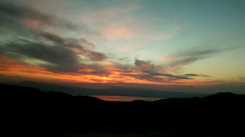 Gunes Dogarken Sun Gundogumu Sunrise Trip Photo Seyahat Esnasında Gün Doğumu Sunrise_Collection Live For The Story Beauty Day Red Mountain Sky Reflection Sunrise Reflection Sun ☀ Moment Suan
