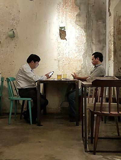 Saigon Cafe Saigon Ho Chi Minh City Vietnam