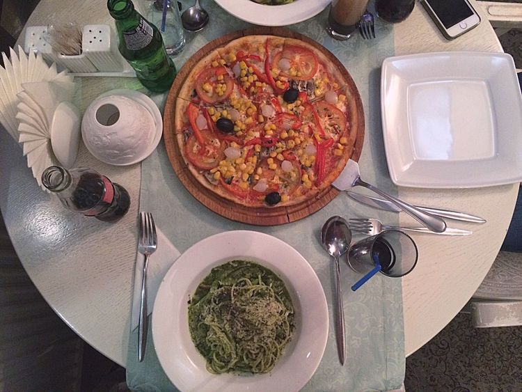 Food Santafe' Good Food Good Mood Time For Relax