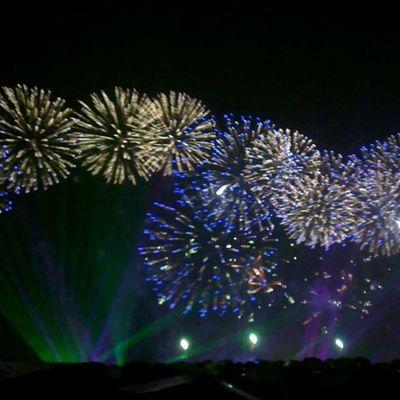 Салют за 275 миллионов во  Владивосток на  саммит  АТЭС APEC2012