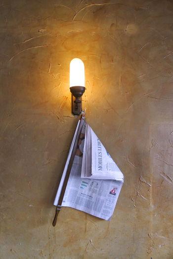 Cat Day Electricity  Illuminated Indoors  Light Bulb Lighting Equipment News No People Prenzlauer Berl