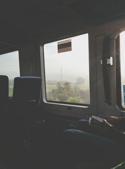 Melancholic Landscapes Commuting