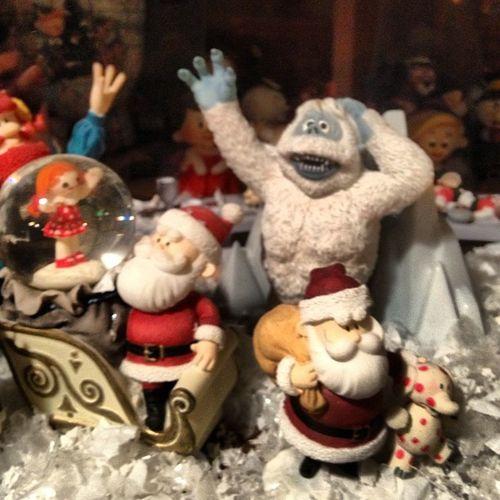 #santa #misfittoys Misfittoys Santa