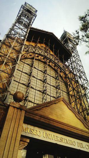 Gustave Eiffel El Chopo Architecture Architektur Arquitectura Mexico City Mexiko Stadt Ciudad De México XIX Century Sigloxix XIX Century Architecture