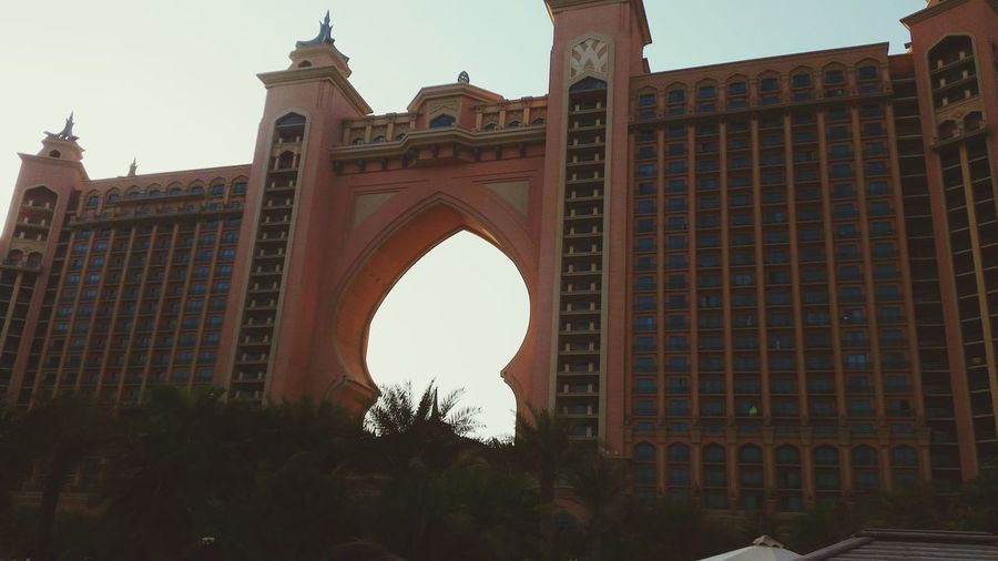 Atlantis The Palm Dubai Jumairah First Eyeem Photo The Palm Jumaira