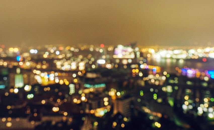 •blurred•