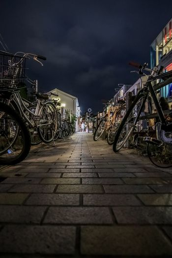bicycles Urban
