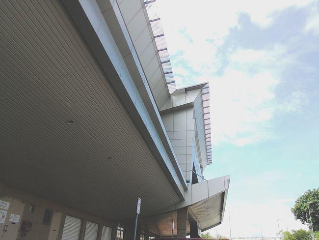 Rembau most wanted Ktm Building Urban Rembau WARIS Arhitecture Modern Architecture Modern Lookingup Lookingupatbuildings Minimalist Architecture