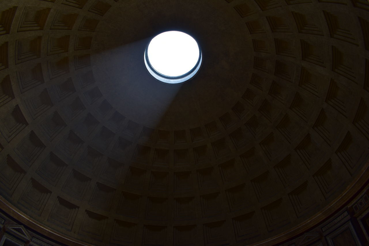 architecture, built structure, place of worship, religion, spirituality, travel destinations, history, low angle view, cupola, dome, indoors, no people, day