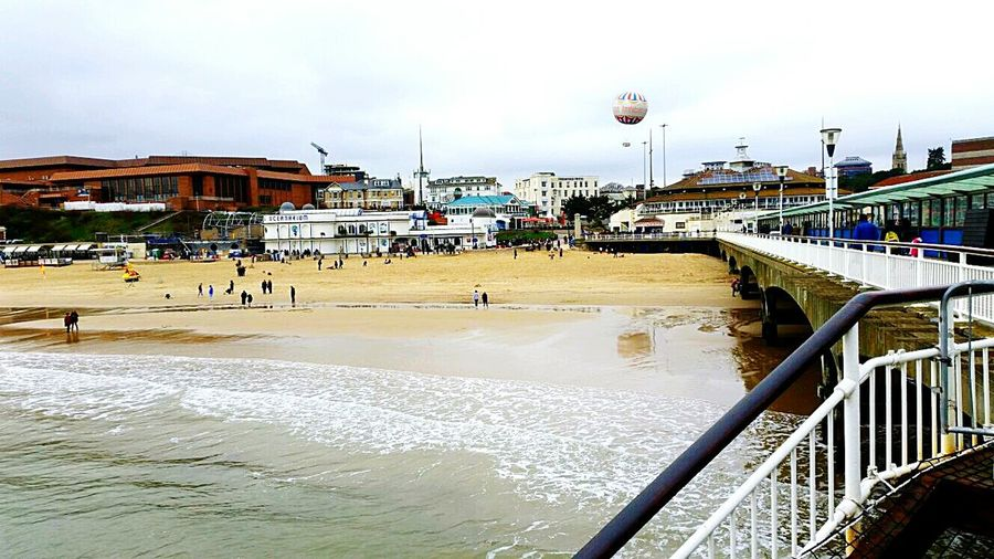 I LOVE BOURNEMOUTH♡ Bournemouth Bournemouth Beach Bournemouth Balloon Sweet Town👣