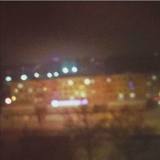 Огни ночного города красиво бьютифул