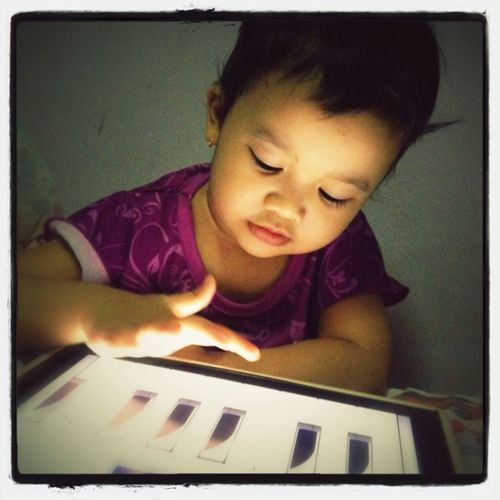 iPad freak..