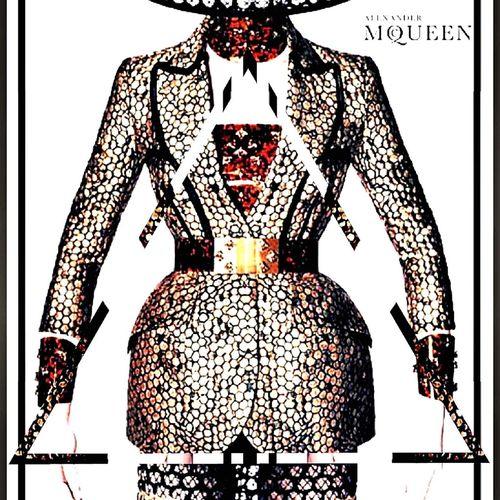 The legend that was Alexander McQueen Alexander Mcqueen Photo Fragment Fashioninspiration Legendary Timeless Lifegoals