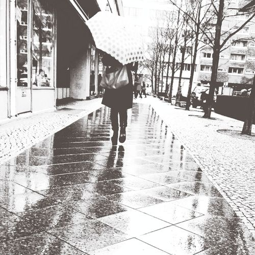 The last one for today Portrait Of A Woman Rain Reflection Silhouette Mp-mission: Your District View Thank you Steffi?