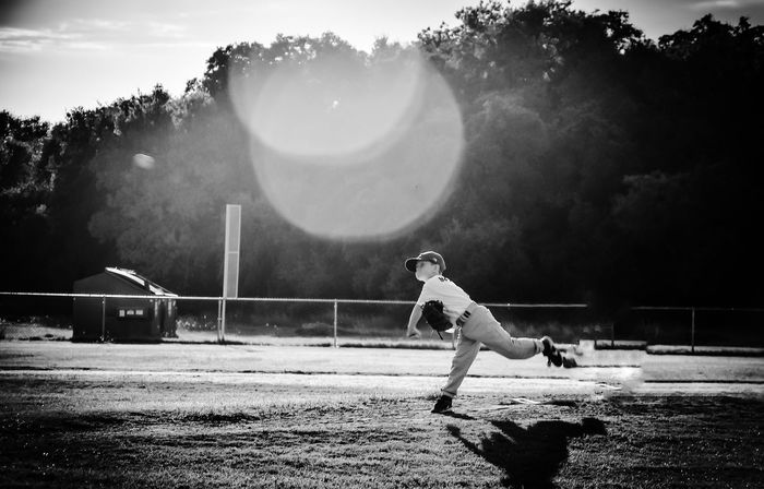 Untold Stories I may never make the big leagues, but I'll never stop trying... EyeEmBestPics EyeEm Best Shots - Black + White OpenEdit Baseballnights Baseball EyeEmbestshots Lovinglefty PitchPerfect Pitcher