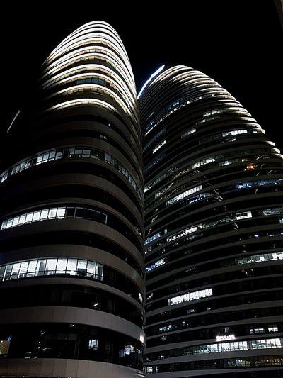 Construction Architecture Stylish Building