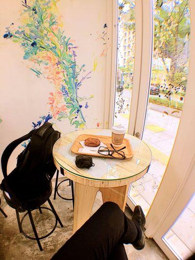お昼♪(*^_^*) Cafe OSAKA カフェ 大阪 福島