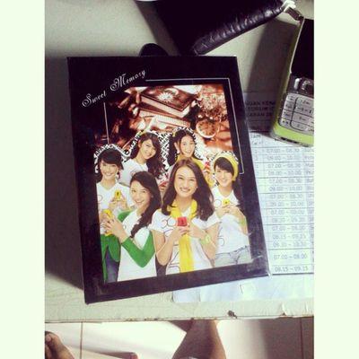 Buku potopek Album Photopack Jkt48 Instamood instagood jj ig