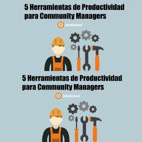 Les comparto 5 herramientas de productividad para CommunityManagers http://t.co/cHfrNuXLgX