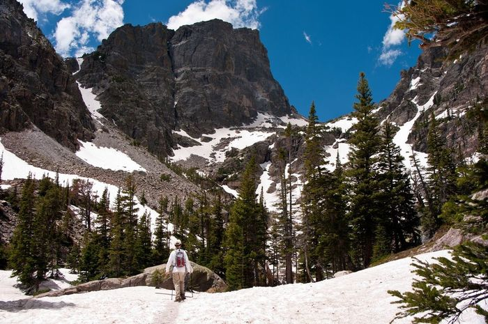 The Places I've Been Today Rocky Mountain National Park Emerald Lake Hiking