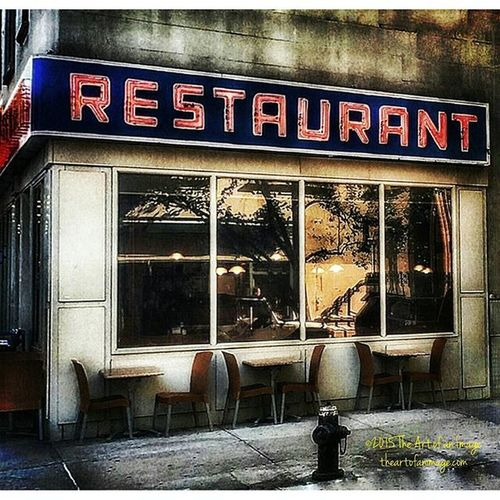 """Tom's Diner"" September 2015 ☮ www.theartofanimage.com NY Newyork Manhattan Morningsideheights nyc newyorkcity citylife bohemian dreamy ethereal landmark columbiauniversity monkscafe tomsrestaurant stories september grittycity broadway picturesque instagood bestoftheday picoftheday spiritual meditation artist art artsy theartofanimage ""...""It is always Nice to see you"" Says the man Behind the counter To the woman Who has come in She is shaking Her umbrella And I look The other way As they are kissing Their hellos..."" - Vega ☮"