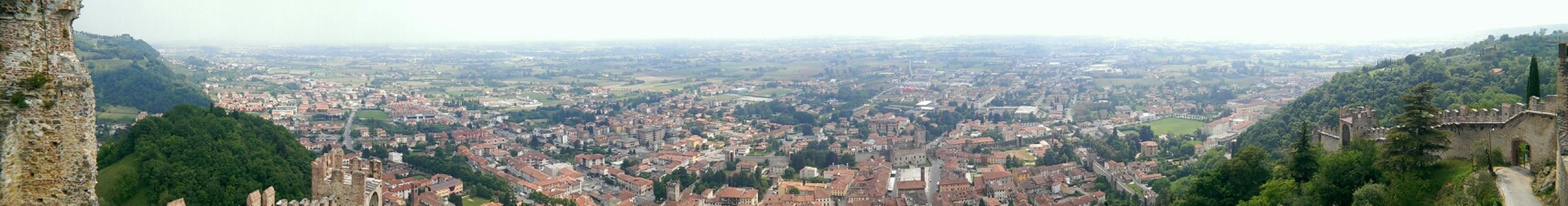 As far as my lenses can see. Viewpoint Panorama EyeEm Italy Castles