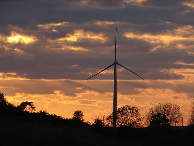 Sunset Orange Sky Wind Turbine Eyeem Market EyeEm Gallery 50xzoom Tranquility Love Love Earth Unreal Clouds And Sky Peace ✌ Popular EyeEm Best Shots EyeEm Masterclass Amazing Picture  43 Golden Moments