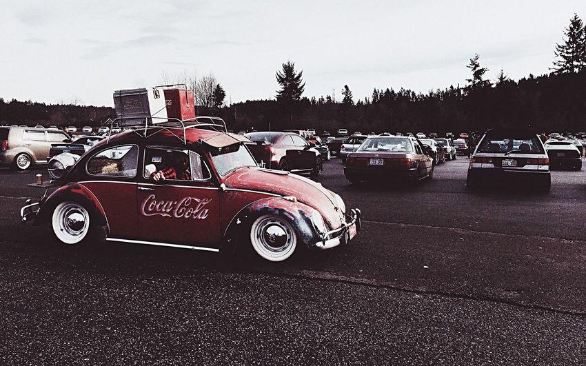 Coke Design Day Car Bby❤ No People VW*% Käfer%<~} Beetle 💪🏾💪🏾💪🏾❤️