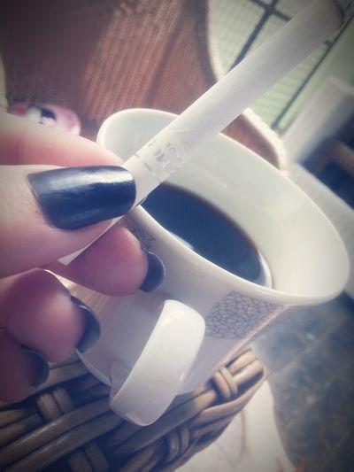 If I cannot sleep... Coffee Coffee And Cigarettes