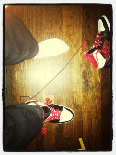 Whats On Your Feet