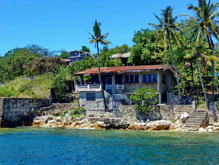 vacation destination Beach Resort Beach Houses  Resthouses seafront Seashore summer escape Danao City