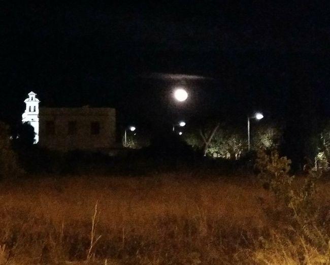 La Luna Llena La Noche De Castellon