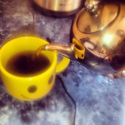Small things that make us smileLife Happy Tea Greatestcupintheworld