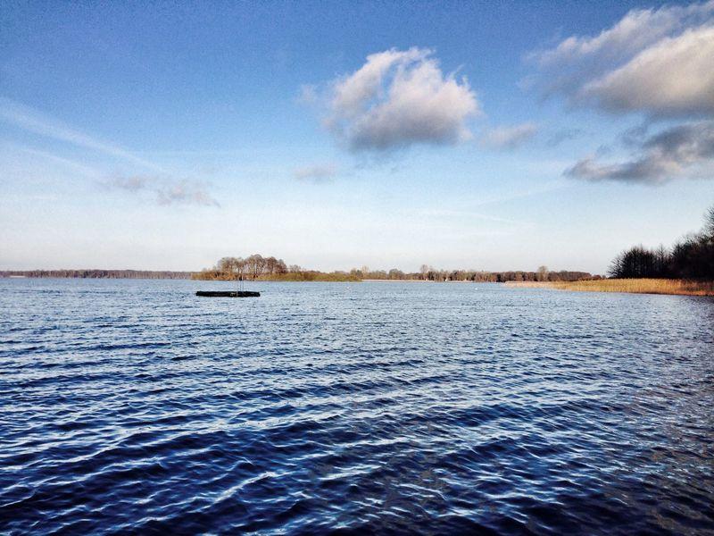 Lake Lake View Schaalsee