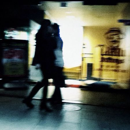 Nightlife The Street Photographer - 2014 EyeEm Awards Snapshot People