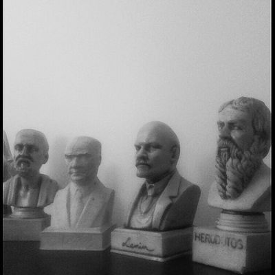 Hipokrates, Atatürk, Lenin, Herodotos