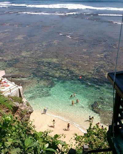 Water Bali Bali, Indonesia Uluwatu Turquoise Sea Travel Backpacking