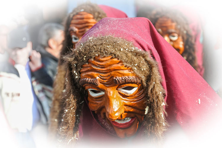 Cultures Day Karneval 2017 Larva  Mask_collection No People Outdoors Religion