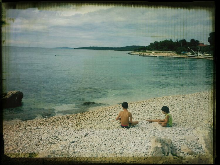 our beach in Selve! Relaxing Kids Being Kids Relaxing Holidays