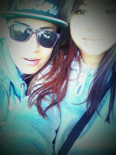"""me && """"hollywood"""" :)"""