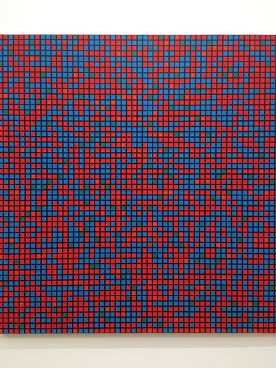 Pattern No People Technology Red Indoors  Multi Colored Backgrounds